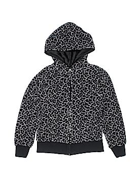 Total Girl Zip Up Hoodie Size 7 - 8
