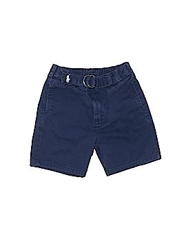 Ralph Lauren Khaki Shorts Size 12-18 mo