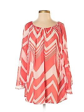 J Mode USA Long Sleeve Blouse Size S