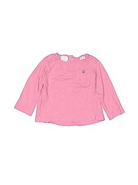 Zara Baby Long Sleeve Top Size 9-12 mo