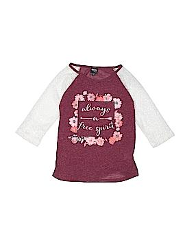 Ransom Girl 3/4 Sleeve T-Shirt Size 10 - 12