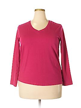 Great Northwest Long Sleeve T-Shirt Size 1X (Plus)