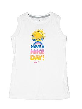 Nike Sleeveless T-Shirt Size M (Kids)