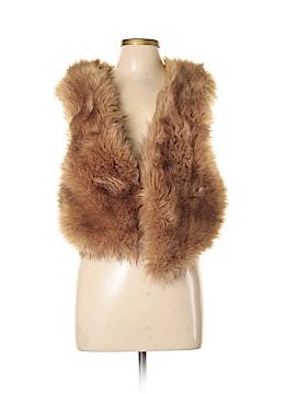 Countess Faux Fur Vest Size L