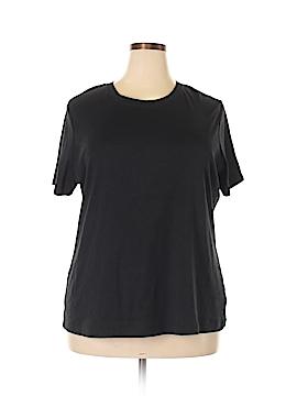 Northcrest Short Sleeve T-Shirt Size 3X (Plus)