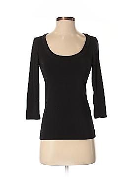 Elie Tahari 3/4 Sleeve T-Shirt Size XS