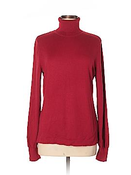 Kasper Turtleneck Sweater Size L