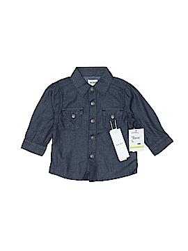 Hudson Long Sleeve Button-Down Shirt Size 3T