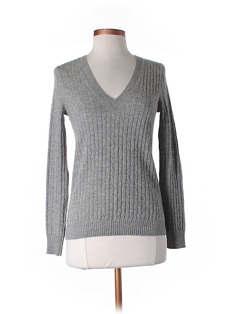 J. Crew Women Wool Sweater Size XS