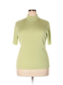 Crystal Kole Pullover Sweater Size 3X (Plus)