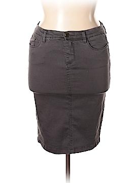 Blank NYC Denim Skirt Size 30 (Plus)