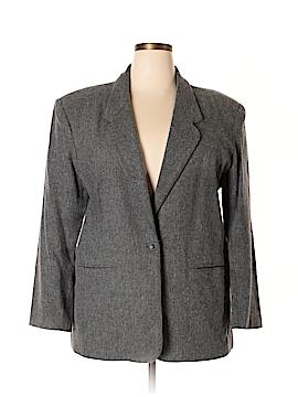 White Stag Wool Blazer Size 18 (Plus)