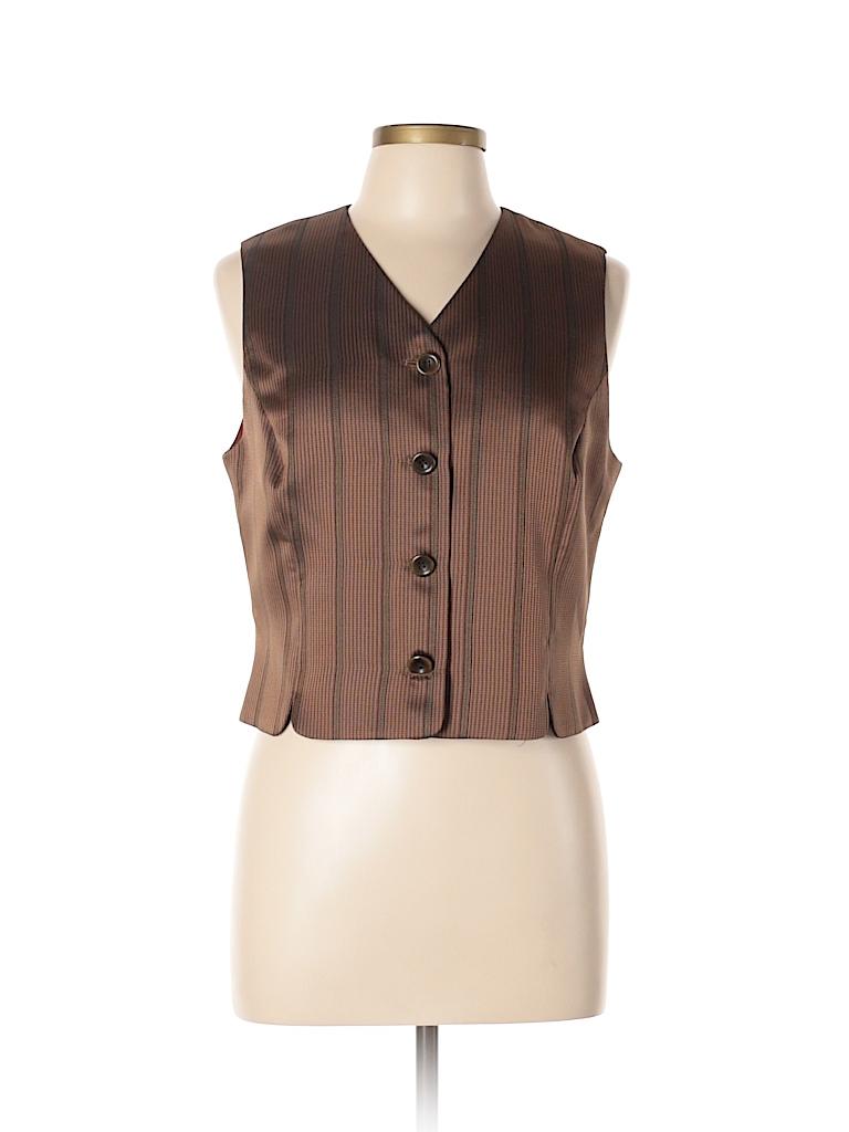 Ann Taylor LOFT Women Vest Size 10