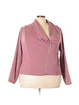 H By Halston Jacket Size 26 (Plus)