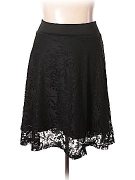 Kiyonna Casual Skirt Size 2X (Plus)