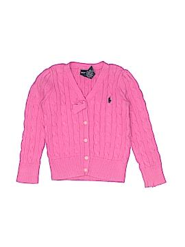 Ralph Lauren Cardigan Size 4