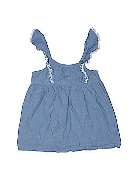 Cherokee Sleeveless Blouse Size 8
