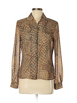 Bianca Nygard Long Sleeve Blouse Size 6