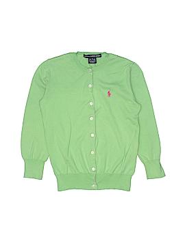 Ralph Lauren Sport Cardigan Size S (Youth)