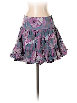 Twelve by Twelve Silk Skirt Size XS