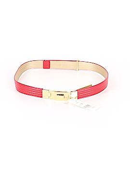 Etcetera Leather Belt Size M