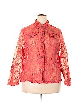 Lark Lane Long Sleeve Blouse Size 18 (Plus)