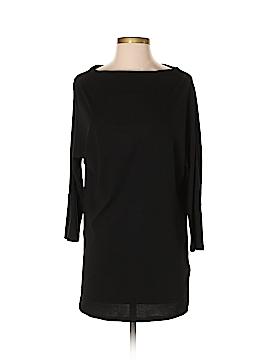 Eileen Fisher 3/4 Sleeve Silk Top Size S