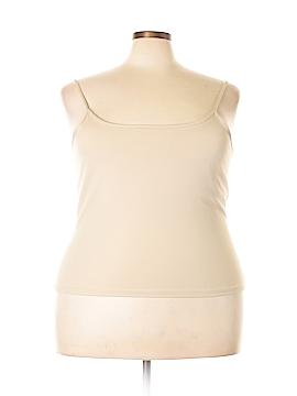Linda Leal Tank Top Size 2X (Plus)