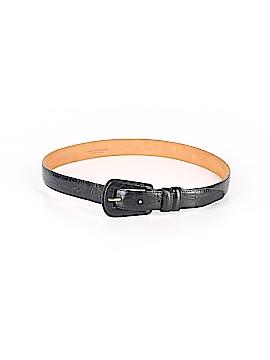 Saks Fifth Avenue Leather Belt Size S