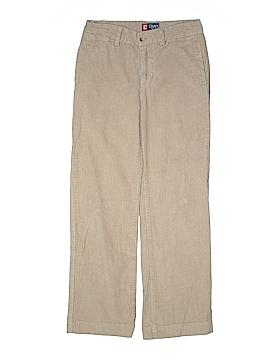 Chaps Cords Size 10