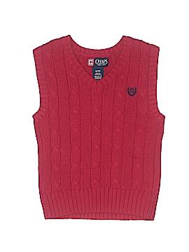 Chaps Sweater Vest Size 3/3T