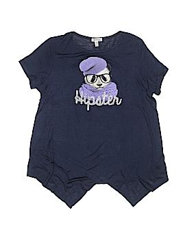 Monteau Girl Short Sleeve T-Shirt Size X-Large (Youth)