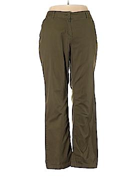 Ellos Khakis Size 18 (Plus)