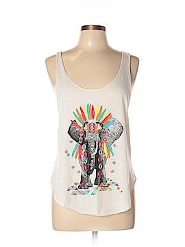 Bear Dance Sleeveless T-Shirt Size L