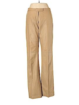 Yansi Fugel Leather Pants Size 8