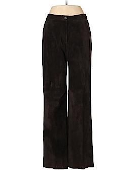 Yansi Fugel Leather Pants Size 6