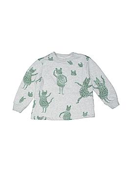 Zara Baby Sweatshirt Size 3