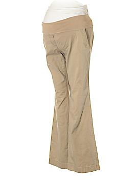 Ann Taylor LOFT Maternity Khakis Size 2 (Maternity)