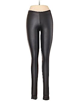 Cherish Faux Leather Pants Size S