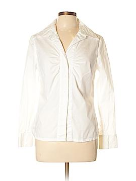 J. Peterman Long Sleeve Blouse Size 12