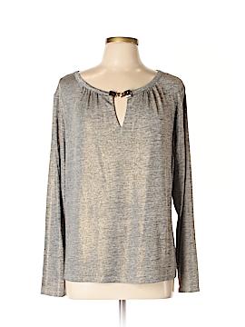 Dana Buchman Long Sleeve Top Size XL