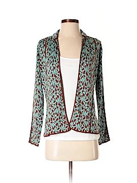Sigrid Olsen Silk Cardigan Size XS