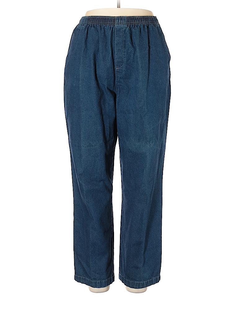 Pin It Cabin Creek Women Jeans Size 18 (Plus)