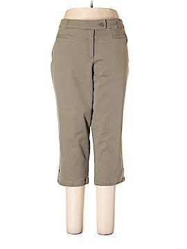 Dalia Collection Khakis Size 16