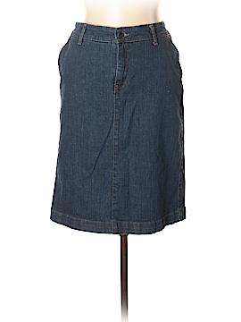 SONOMA life + style Denim Skirt Size 10