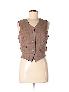 New York & Company Tuxedo Vest Size M