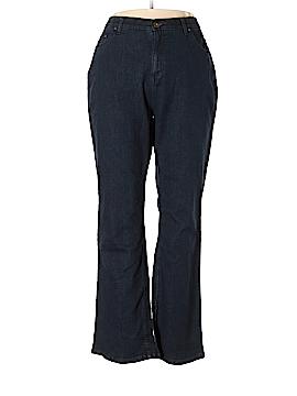 D&Co. Jeans Size 18 (Plus)