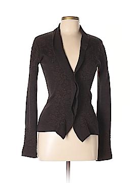 D. Exterior Wool Cardigan Size L