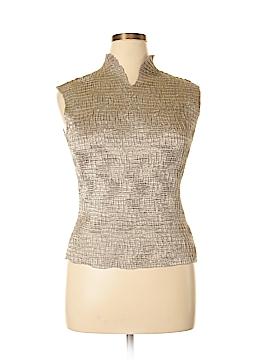 Casual Corner Sleeveless Blouse Size XL