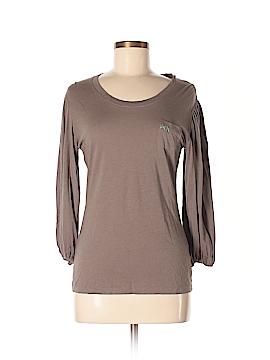 Project E Vintage 3/4 Sleeve T-Shirt Size M